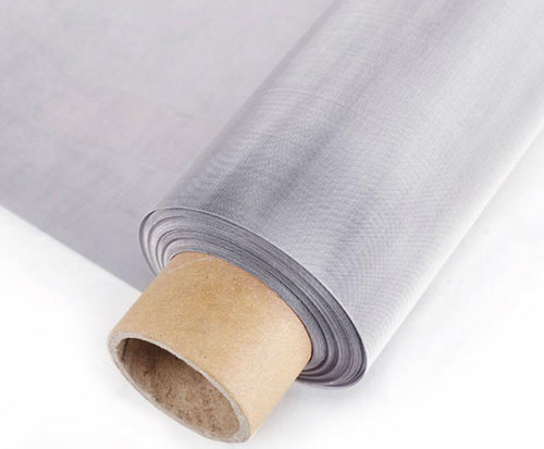 Nickel and Nickel Based Alloy Mesh